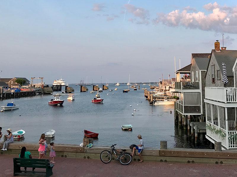 harbor view | Nantucket, MA